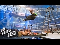 The Hardy Boyz' insane ladder attacks: WWE Top 10