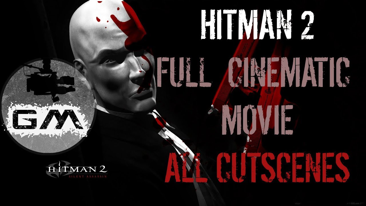 hitman 2 movie poster