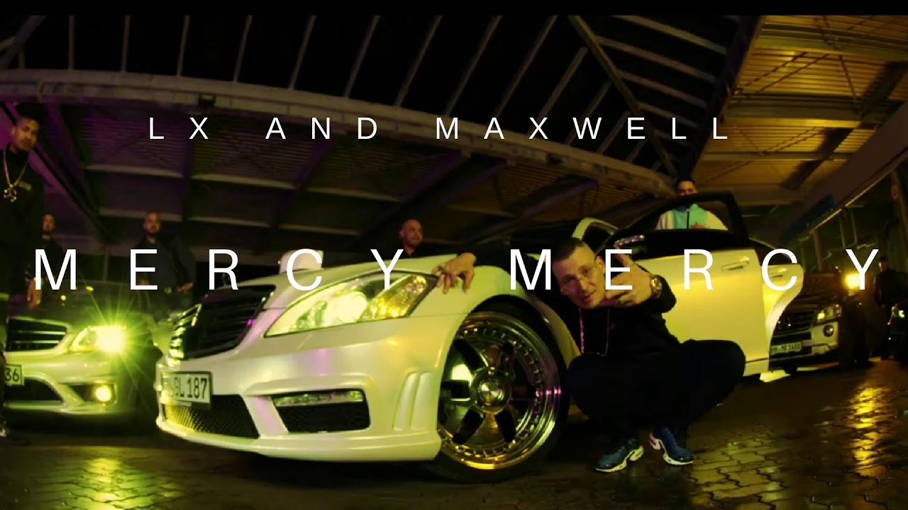 maxwell mercy