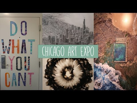 CHICAGO ART EXPO 2017