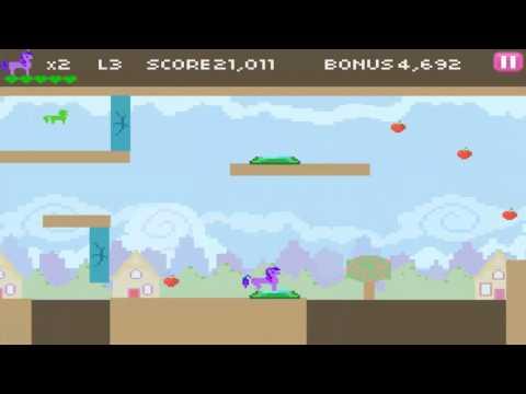 My Little Pony: Friendship is Magic -  Adventure Ponies | Online Game | GAMEPLAY