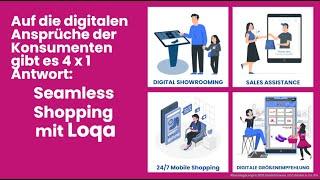 GO-DIGITAL I/O #6  Loqa, die neue App für den lokalen Einzelhandel