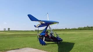 microlight flying best ever experience