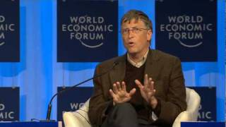 Davos Annual Meeting 2010 - Rethinking How to Feed the World