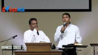 കാദേശ് മരുഭുമി   നടുങ്ങാനുള്ള  കാരണം ? - Pastor Anish Kavalam