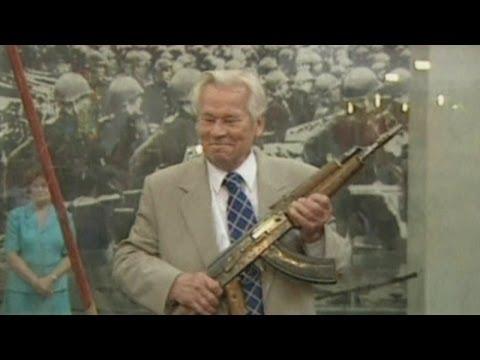 AK-47 creator Mikhail