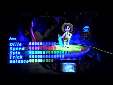 Disney's Extreme Skate Adventure All Character Theme Songs