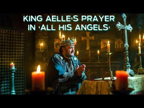 King Aelle's Prayer in 'All His Angels' (full prayer) | Ivan Kaye | Vikings