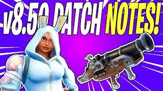 NOUVEAU Cottontail Eagle Eye Easter Outlander - PLUS! Mise à jour v8.50 Notes de patch (fr) Fortnite sauver le monde