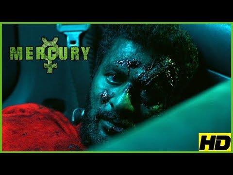 Mercury Tamil Movie Scenes   Sananth Reddy try to get rid of Prabhu Deva   Indhuja