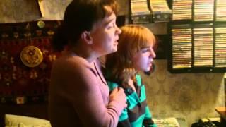 Слава и Стас Пьеха-Я и ты (дурачимся с мамой)