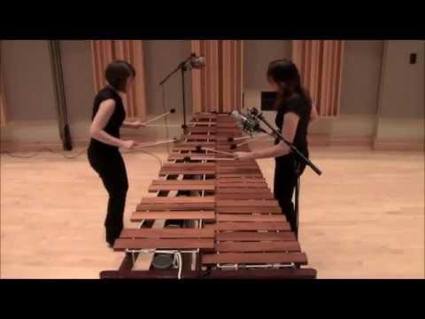 2+1 Marimba Duo