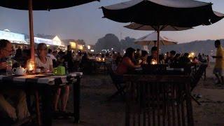 vlog bali indonesia nusa dua beach sunset jimbaran pantai circle k vlog fh 5 3