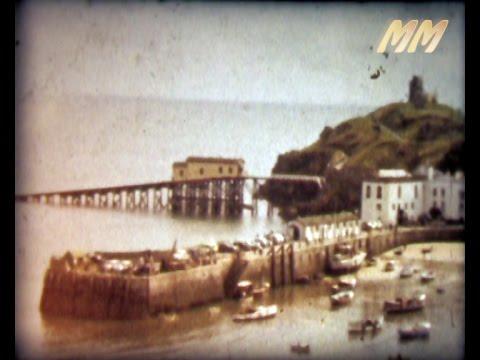 Tenby Wales 1958
