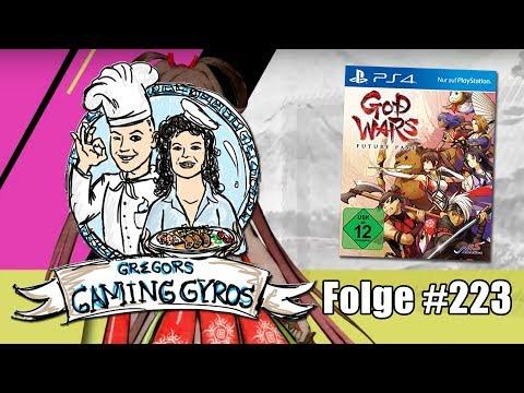 God Wars: Future Past ~ Final Fantasy Tictacs (Gregors Gaming Gyros #223)