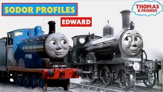 "Thomas & Friends In Real Life: ""Edward The Blue Engine"" (Episode #2)"