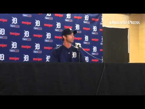 "[VIDEO] Ausmus: ""They should hold each other accountable."" #Tigers"