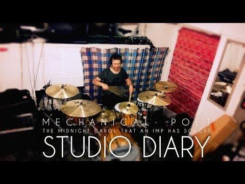 Mechanical Poet • 2017 • Studio Diary • BB!