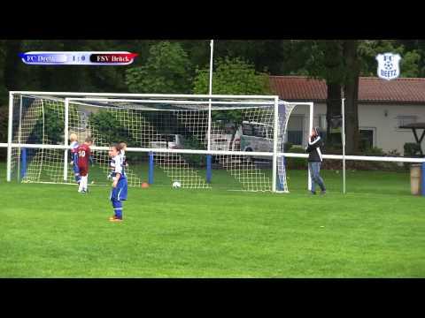 Punktspiel vom 28.05.2014 FC Deetz F1 vs FSV Brück