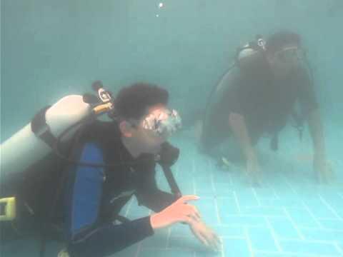 Scuba Diving NAUI Part 1/2