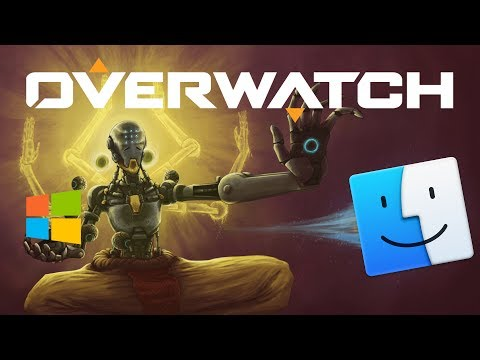 how to download overwatch on mac