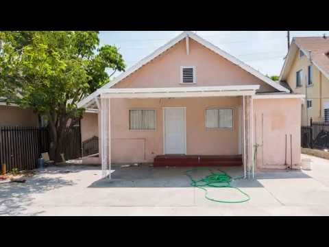 FOR LEASE I house in Boyle Heights