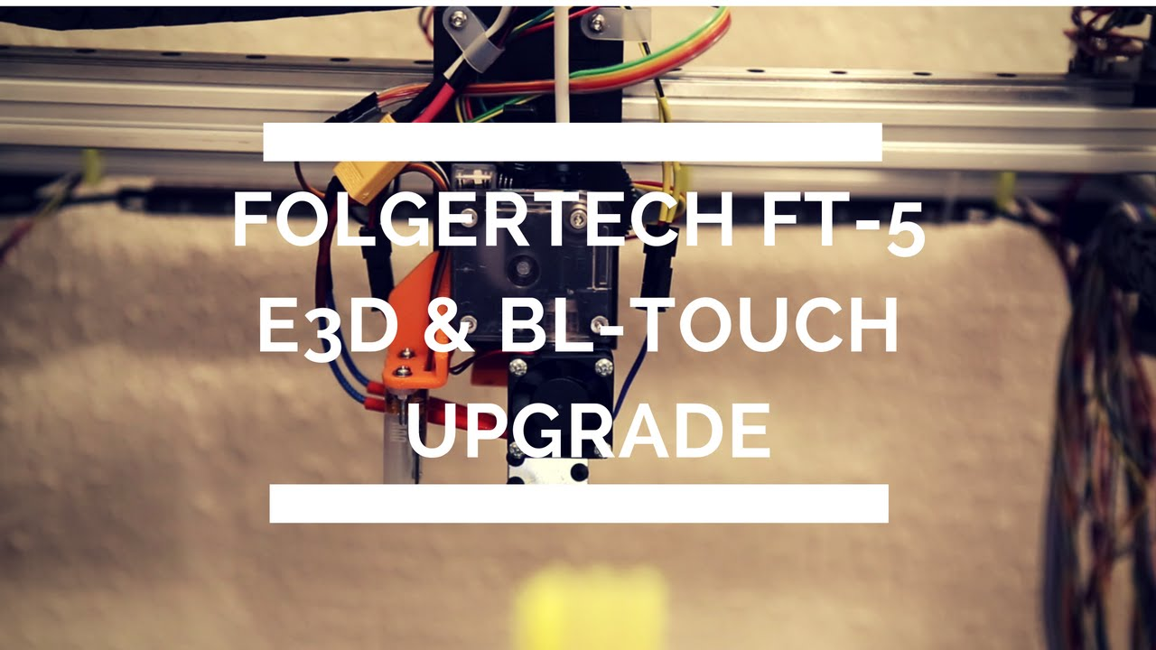 maxresdefault folgertech ft 5 e3d titan w v6 volcano nozzle & bl touch upgrade ft5 wiring diagram at bayanpartner.co