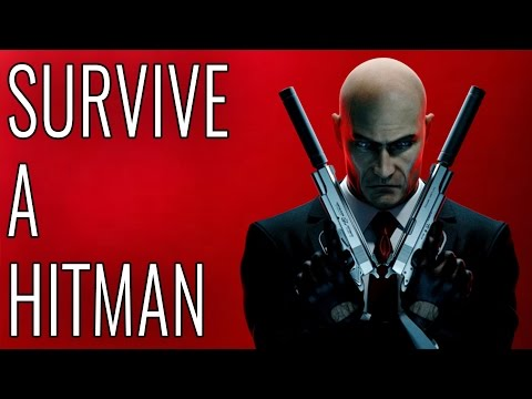 Survive A Hitman - EPIC HOW TO
