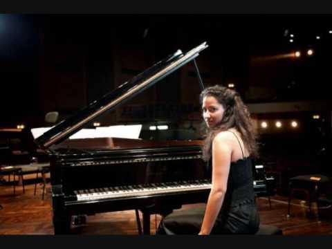 M.N. Akdenizli plays Beethoven sonata op 109 part1