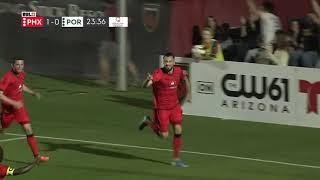 Rufat Dadashov makes hat-trick in his first game at USL Championship