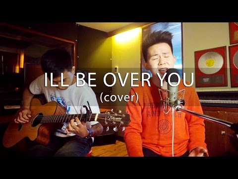 I'll Be Over You - Toto (Acoustic cover) Karl Zarate