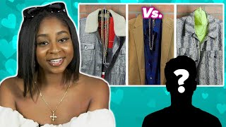 Single Woman Picks A Date Based On Their Outfit