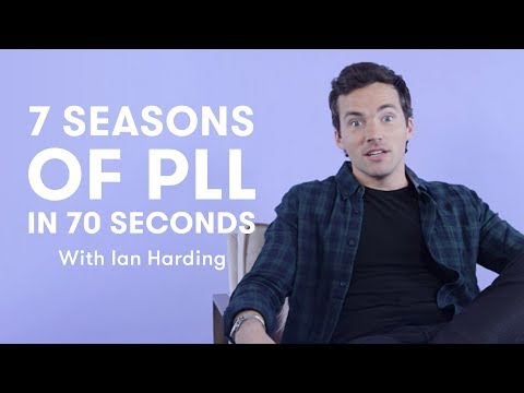 The Ultimate Pretty Little Liars Recap | With Ian Harding
