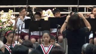 滬江小學_第二十八屆畢業典禮 - 中樂團表演