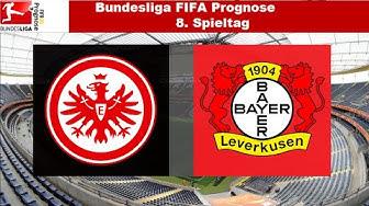Bundesliga FIFA Prognose | 8.Spieltag | Eintracht Frankfurt - Bayer 04 Lerverkusen