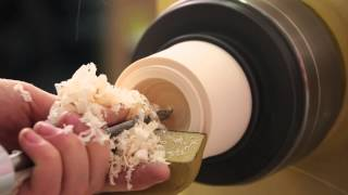 Wood Turning a Wooden Box Tutorial