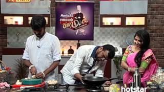 Samayal Samayal with Venkatesh Bhat 11/21/15