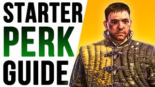 kingdom come deliverance – why save perk points? starter character build guide