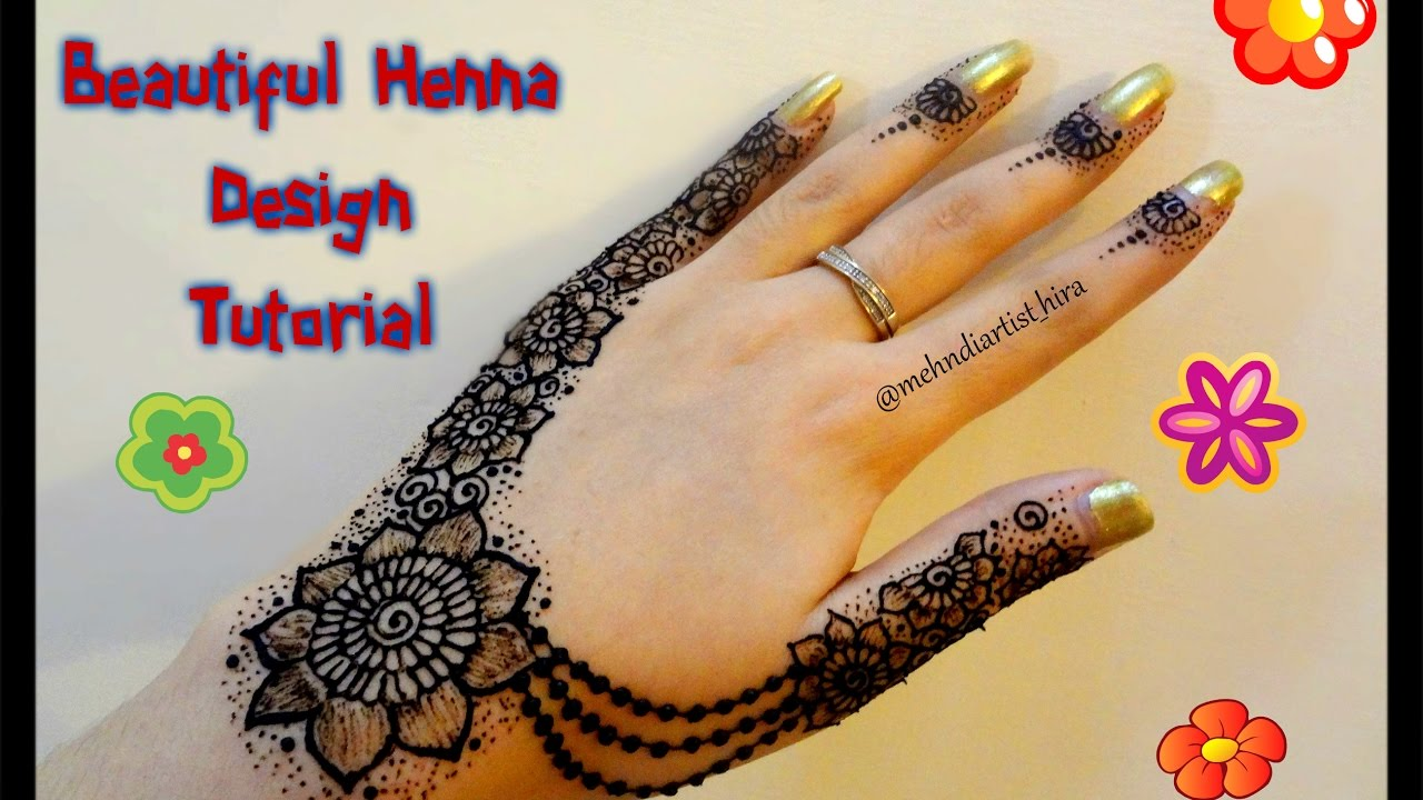 Mehndi Bracelet Designs 2016 : Awesome mehndi designs jewellery style domseksa