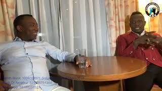 LIVE: Omoyele Sowore meets with Duncan Mighty #SoworeRufai2019 #TakeItBack #RevolutionNow
