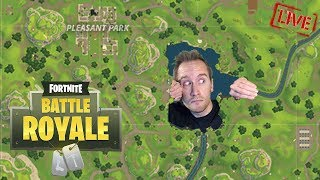 Playing Through the NEW Fortnite Battle Pass Challenges!