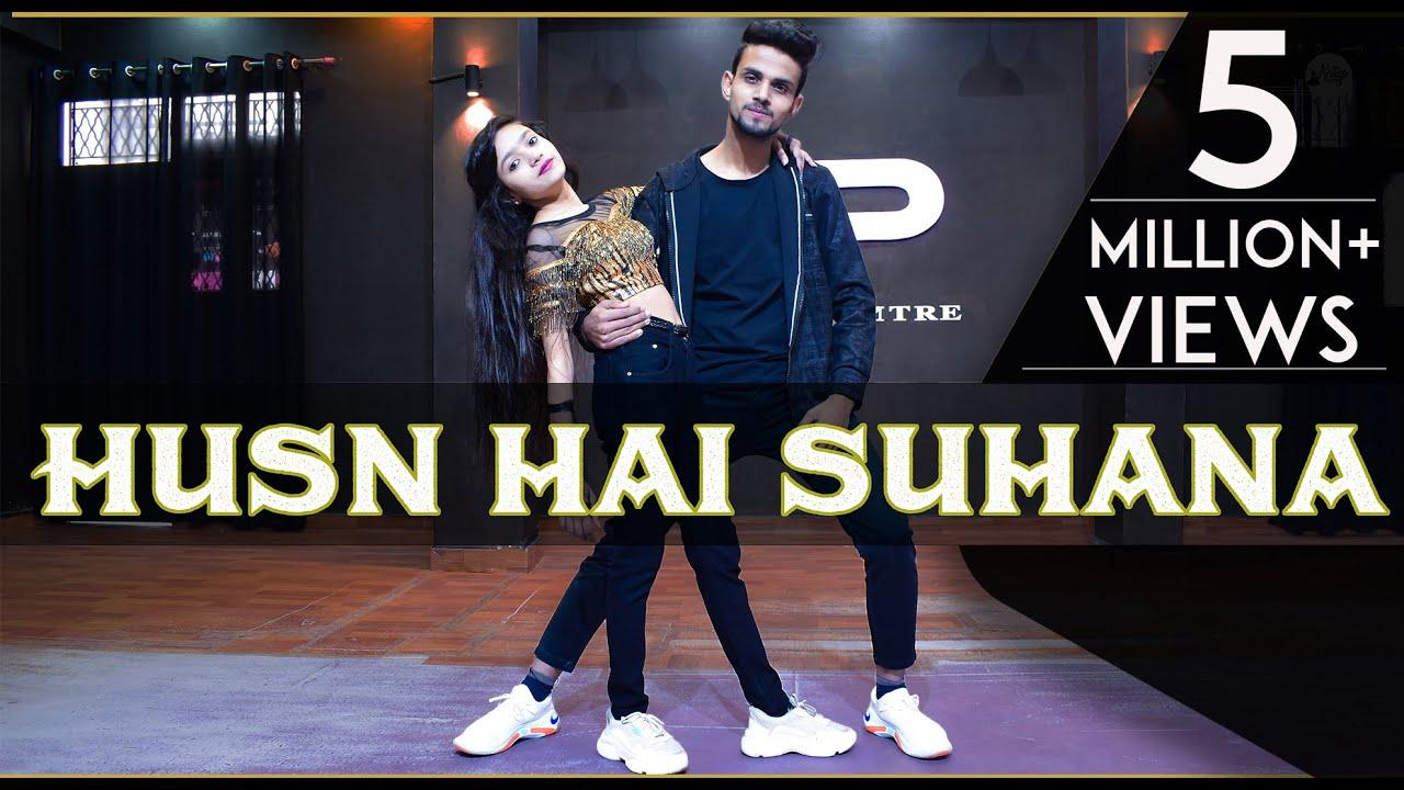 Download Husn Hai Suhana New   Dance Video   Coolie No.1   Bollywood Dance Choreography