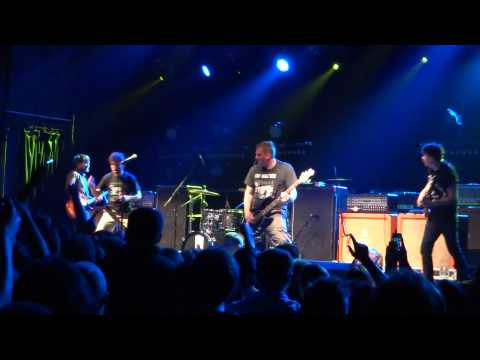 Hell Is For Heroes - I Can Climb Mountains (Live - Manchester Academy 23/11/12)