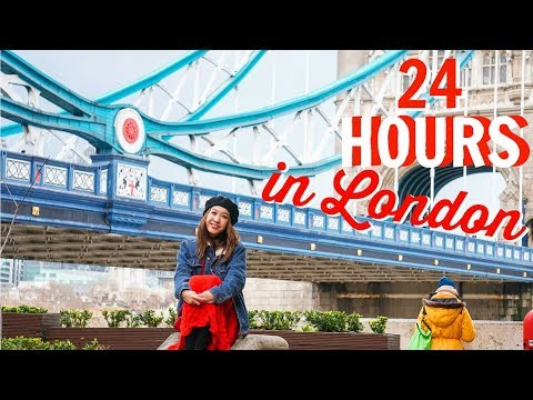 24 Hours in London Travel VLOG | Winter Wonderland | Natural History Museum