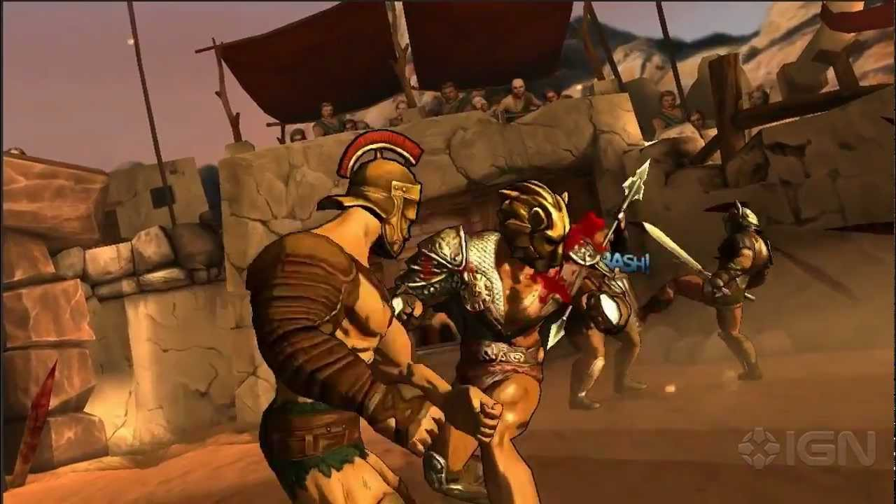 The Windows Phone action game I, Gladiator is this week's myAppFree