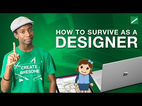 Great How To Survive Your Graphic Design Job: 5 Tips For In House Designers