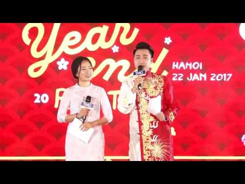 Year End Party 2016 - TMG Hanoi