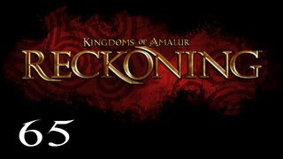 Прохождение Kingdoms of Amalur: Reckoning - Часть 65 — Клыки Нароса: Обряд прохождения: Босс: Карунк