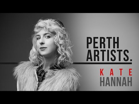 Perth Artists S02E09b: Kate Hannah