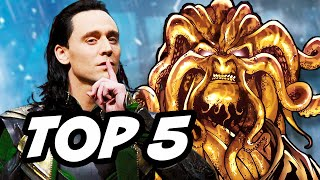 Agents Of SHIELD Season 3 Episode 15 - TOP 5 WTF and Marvel Easter Eggs